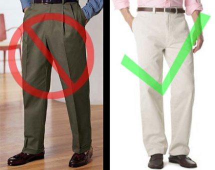 Image, Fashion, No Pleats