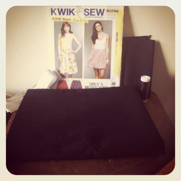 Sewing, Fashion