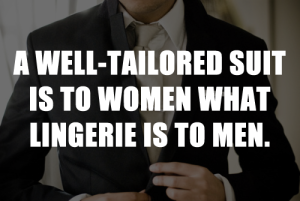 """The not so secret message is that """"women are sexually aroused by how much money you make."""""""